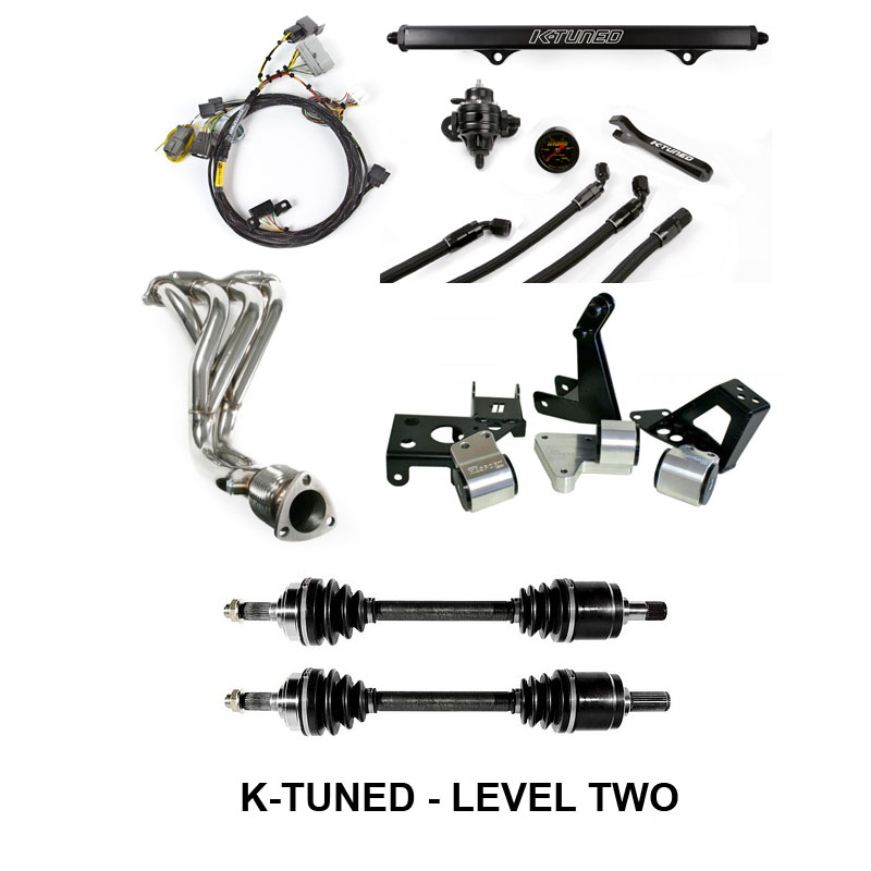 k-tuned swap package level two