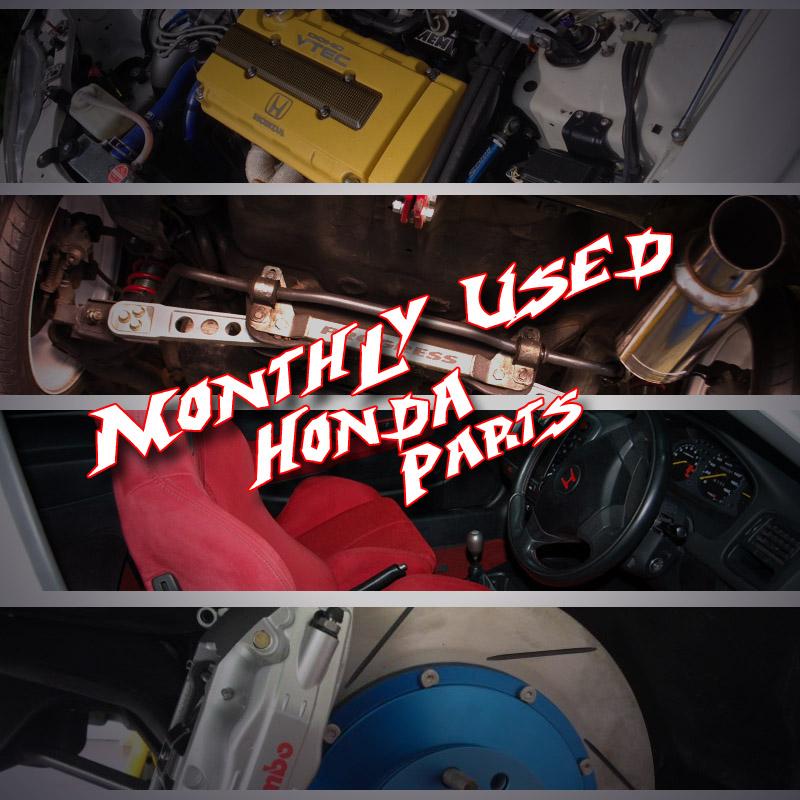 monthly used honda parts jdmaster jdm
