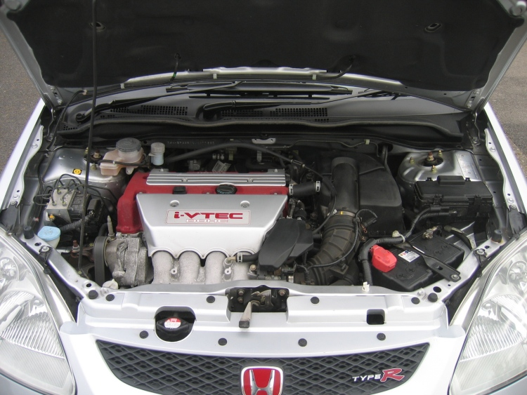 Honda Civic Type-r Ep3 - K20a2