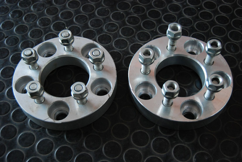 used 5×100 to 5×114 conver adapter hub stud