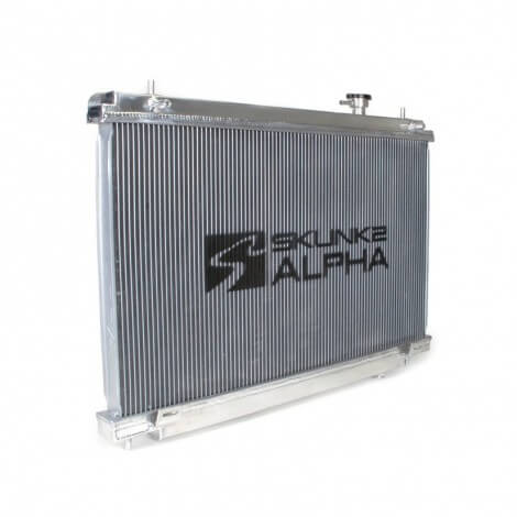 SKUNK2 ALPHA SERIES ALLOY RADIATOR 03-06 NISSAN 350Z