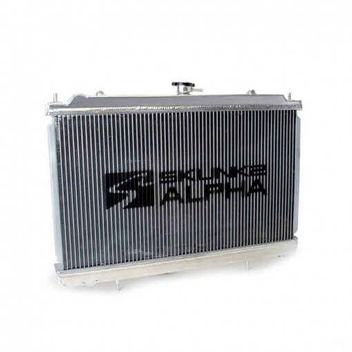 SKUNK2 ALPHA SERIES ALLOY RADIATOR 95-98 NISSAN 240SX