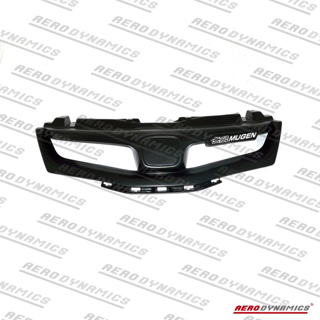 honda civic fn2 front grill mugen style _1