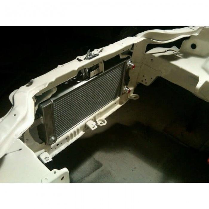 Speedfactory Aluminum Tucked Radiator Honda Acura Civic Integra E