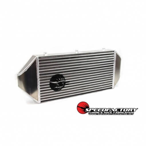 SpeedFactory Dual Backdoor Intercooler Standard Version EG DC EK Honda Acura