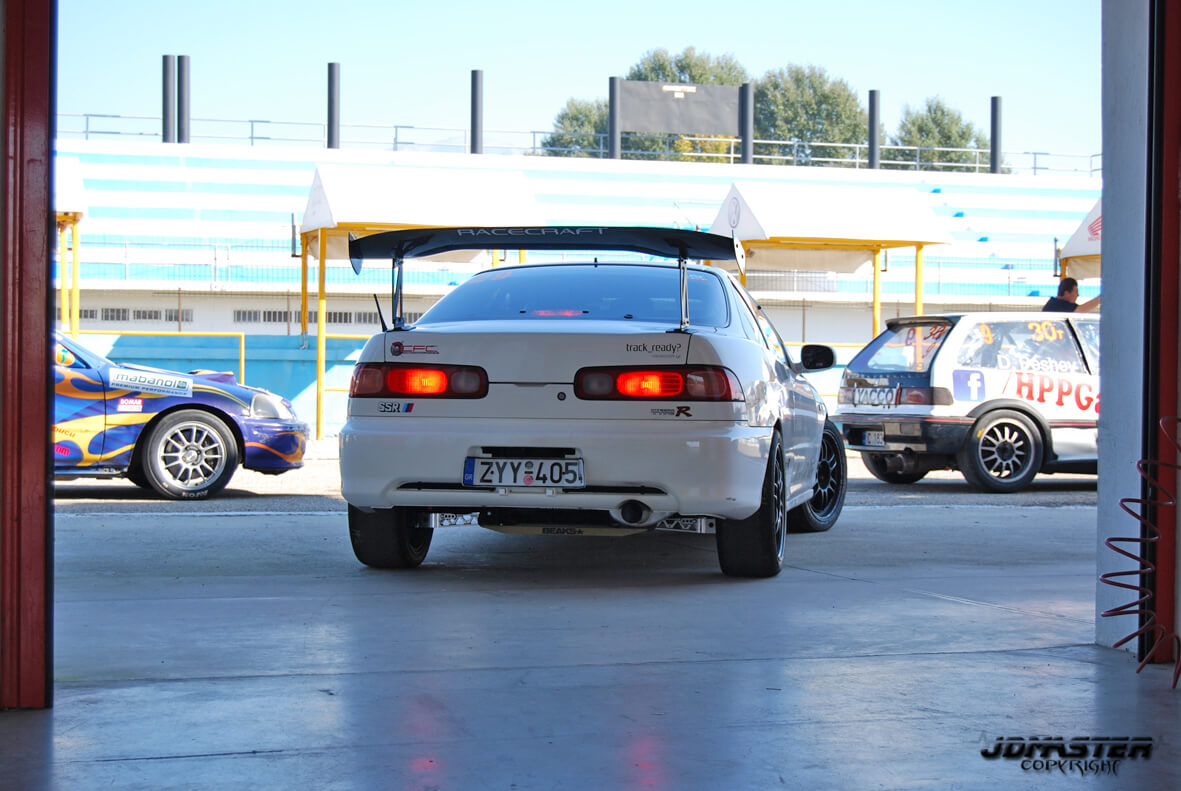 Time attack integra jdm