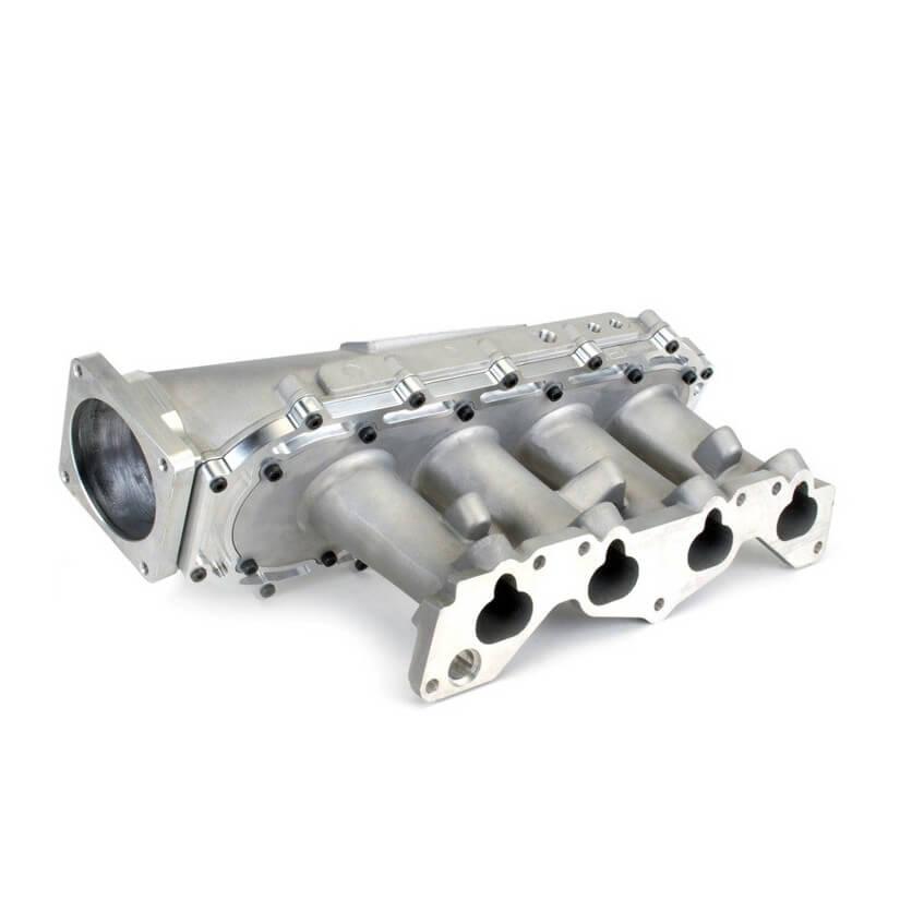 skunk ultra  series race intake manifold silver  liters jdmaster