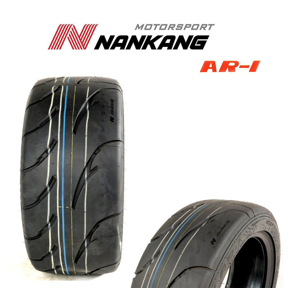 Nankang Ar1 Trackday Semi Slick Tires Jdmaster