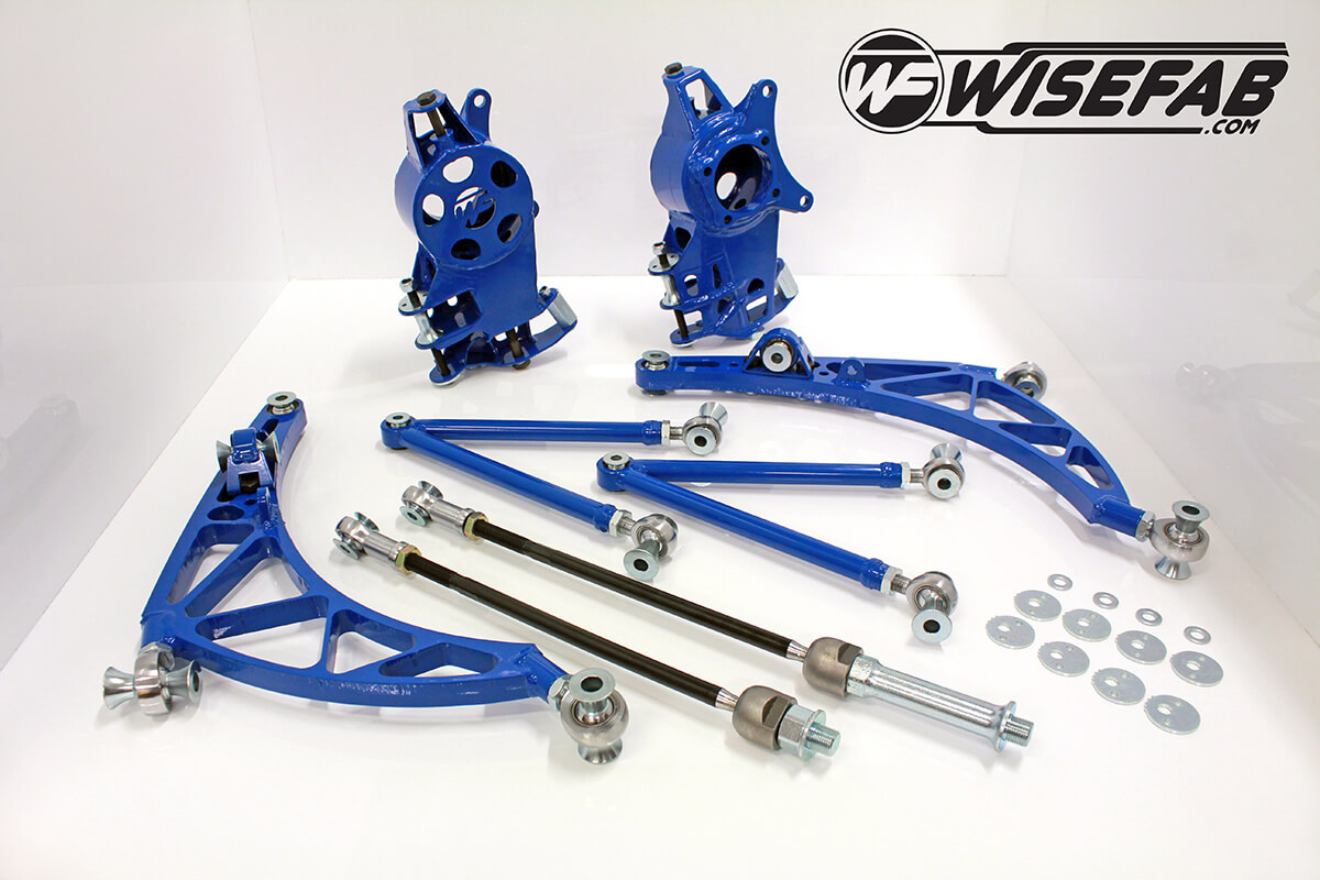 wisefab mazda rx8 lock kit