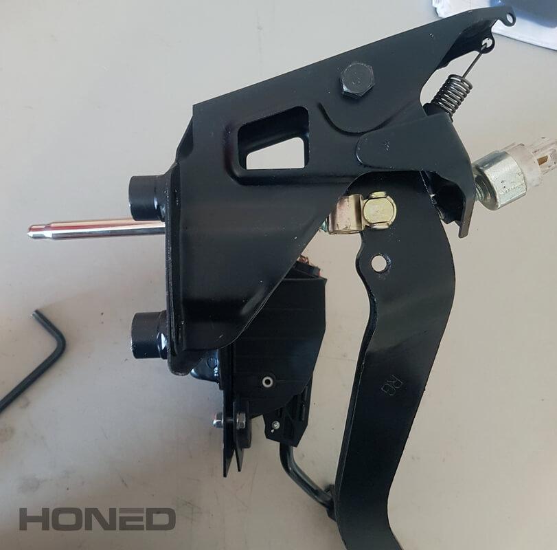 HONED - Honda Integra DA & DC2 Brake Booster Delete Kit