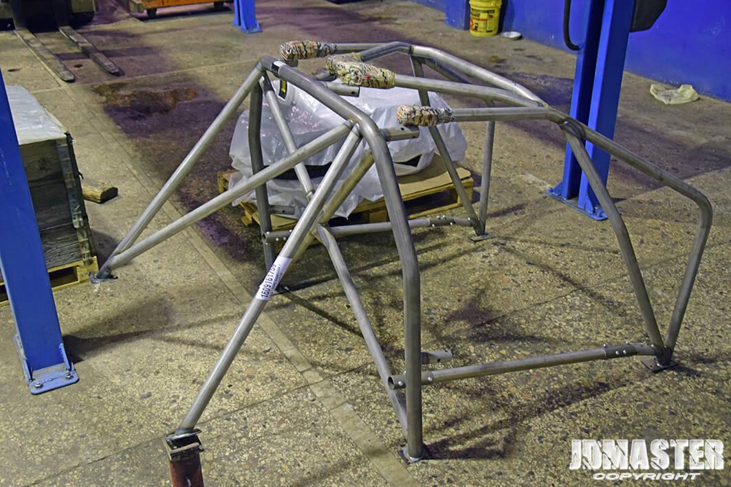 Track Spec Civic EK – The next step (heavy duty) - JDMaster