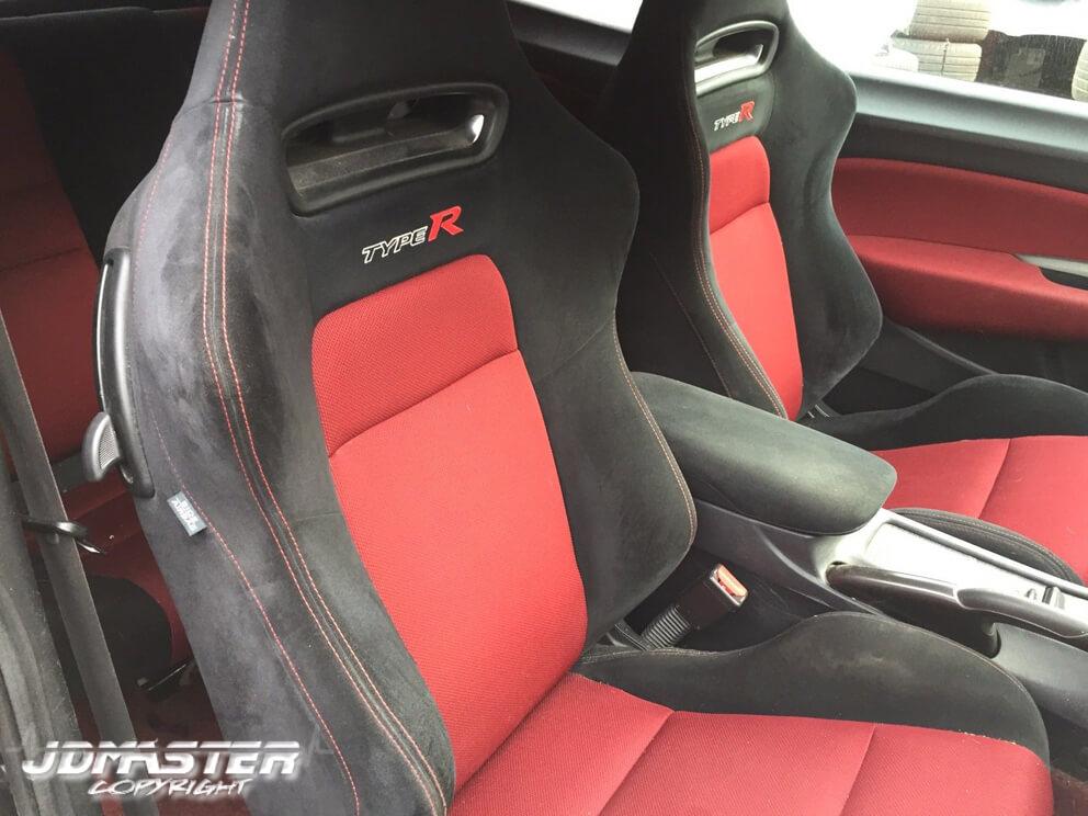 Miraculous Used Honda Civic Type R Fn2 Seats Set Creativecarmelina Interior Chair Design Creativecarmelinacom