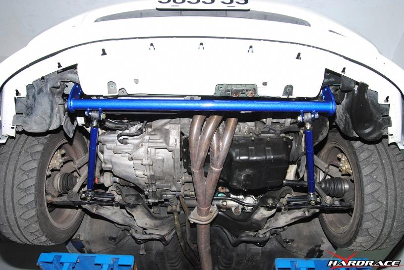 Hardrace Combo on 92 Integra Interior