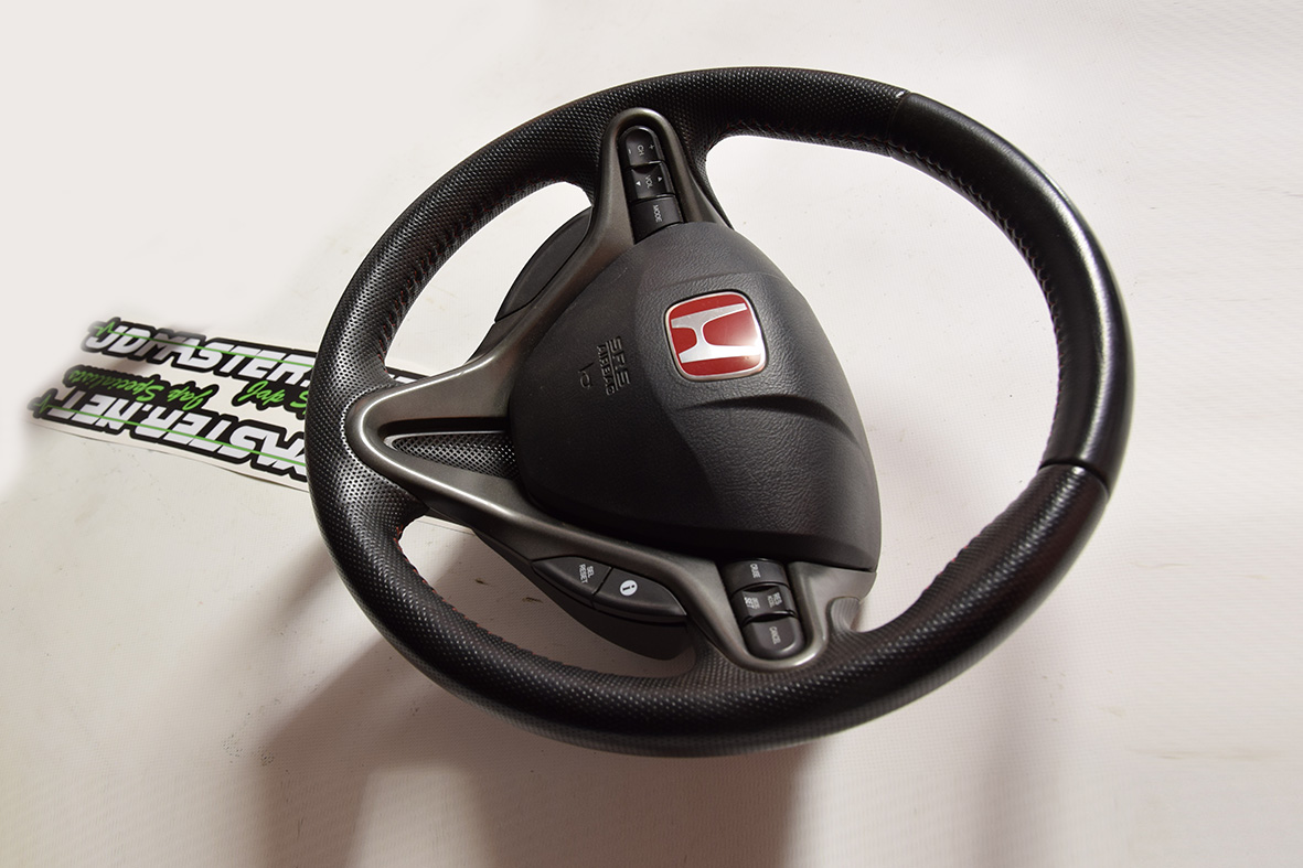 CIVIC FN2 STEERING WHEEL