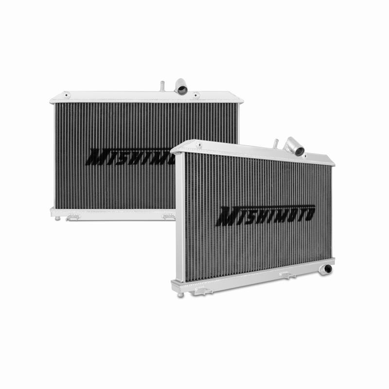 MAZDA RX-8 PERFORMANCE ALUMINIUM RADIATOR MANUAL, 2004-2008