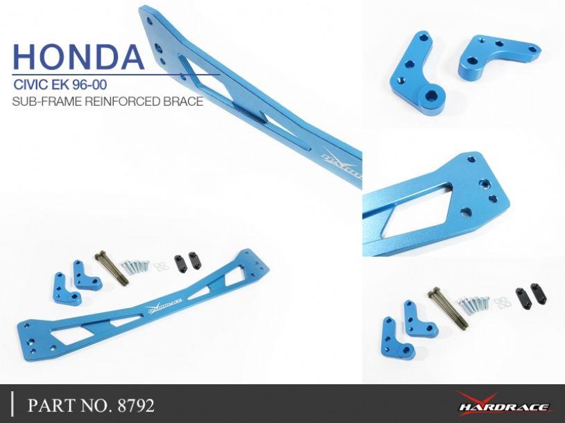 Hardrace Sub-Frame Reinforced Brace Honda Civic EK 7